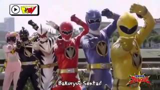 Super Sentai All Gokai Changes
