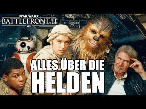 Star Wars Battlefront 2 - Alles über die Helden! [Tutorial]