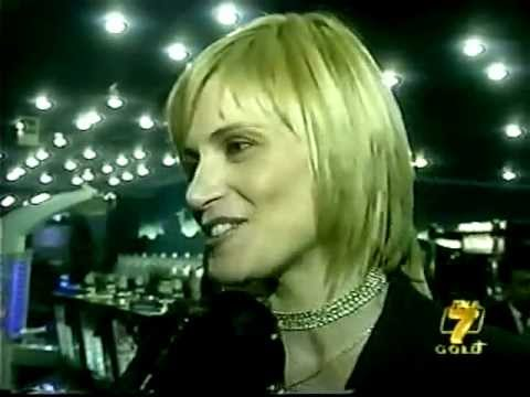 2000 – Simona Ventura al Casinò di Venezia (Ca'Noghera)