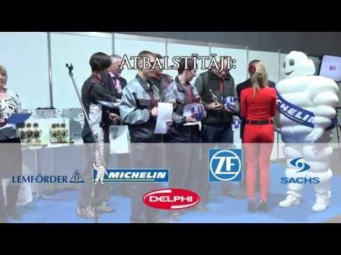 Jauno Auto Mehâniíu konkurss 2015