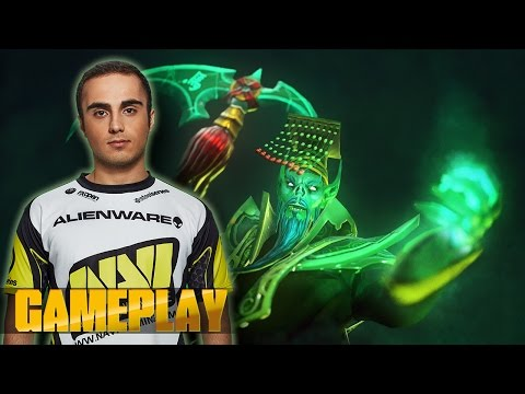 KuroKy Playing Necrophos (Gameplay)