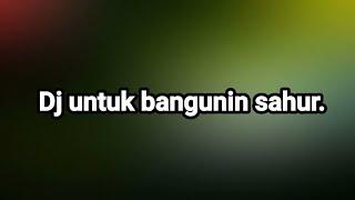 Download lagu DJ SAUR--SAUR 2021