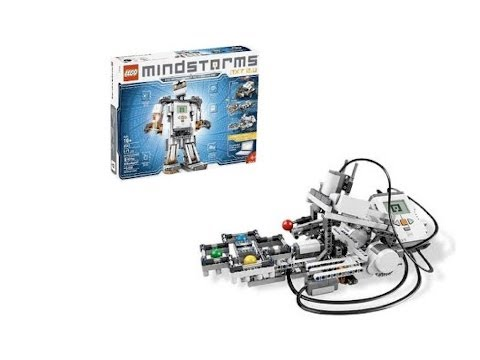 Lego Mindstorms NXT 2.0 Part 3 Color Sorter