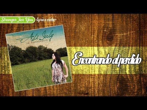Britt Nicole- The Lost Get Fount (spanish Version) Abi July-encontrando Al Perdido video