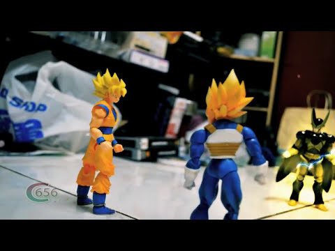 Dragon Ball Z Figuras de accion XD