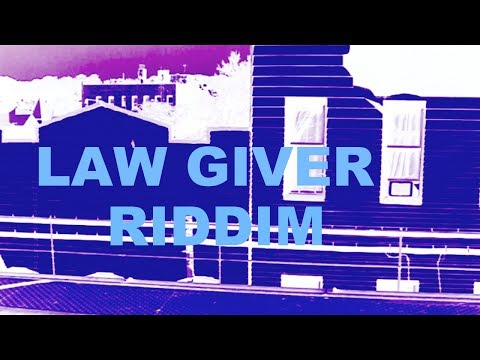 NEW DANCEHALL INSTRUMENTAL  RIDDIM Law Giver Riddim 2014 (by DreaDnuT)