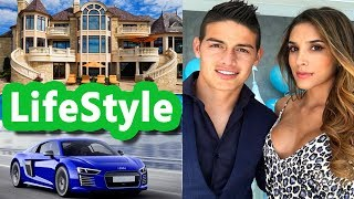 James Rodriguez Lifestyle 2018 || James Rodriguez Girlfriend, House, Car, Net Worth, Biography 2018