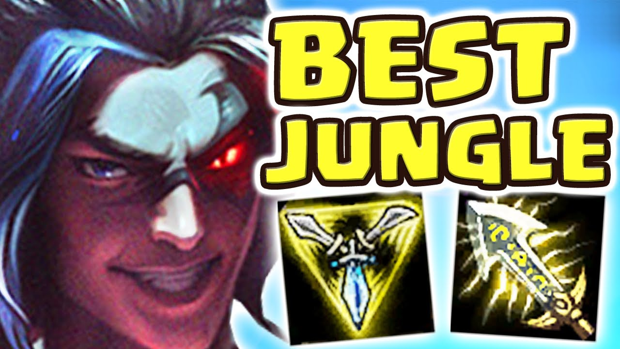 THE BEST JUNGLER EVER CREATED | NEW KAYN JUNGLE SPOTLIGHT | YOU CAN LEAVE THE MAP!! - Nightblue3