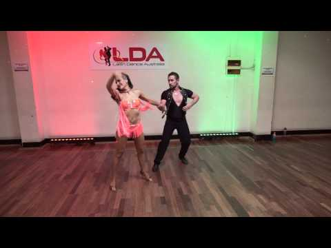 LDA Party 2014-12-06 - World Latin Dance Cup 2014 Shows #1/10