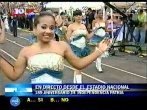 desfiles patrios  2010 Honduras 10.mpg