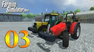 Farming Simulator 2013 ч.3 - Сеем поле