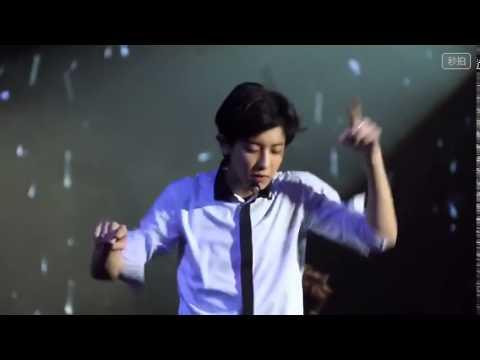 150719 EXO'luXion in Beijing 찬열 燦烈 Chanyeol focus