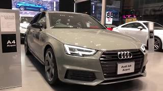 New 2019 Audi A4 Avant Black Edition | Redline Review