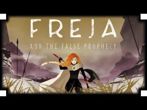 Freja and the False Prophecy - (Norse Mythology Themed Metroidvania Game)