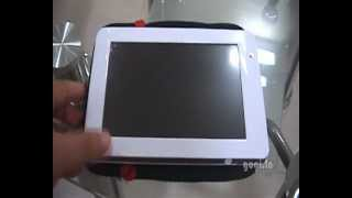 Wammy 7 inch Android tablet hands on review - Allwinner CPU with Mali 400 GPU