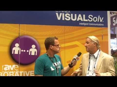 InfoComm 2014: Gary Kayye Speaks with SYNNEX's Senior Vice President TJ Trojan About the Show