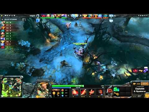 Evil Geniuses vs Team Liquid Game 1 - jDL American Finals - Capitalist & RyuUboruZ