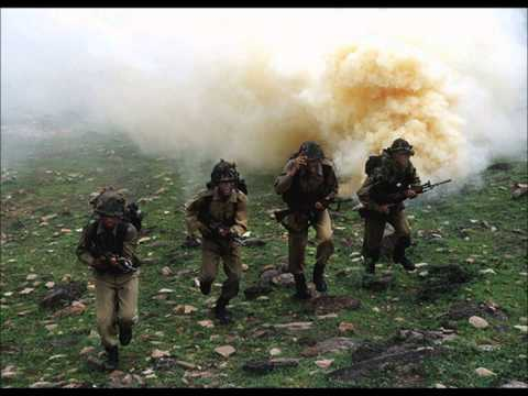 kadam kadam badhaye ja-Indian Armed Forces.wmv