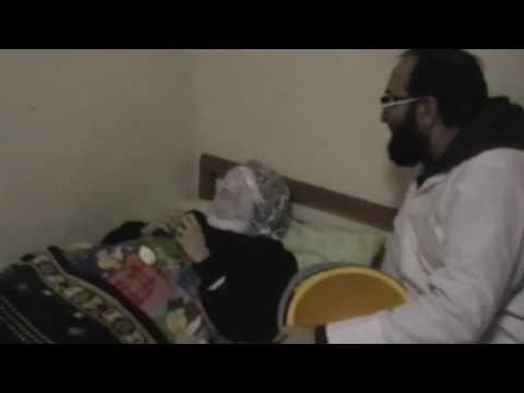 Imam Abdurrahman Bari video 01.2010 Part 2 Roqia Jin esorcismo TUTTO in ITALIANO