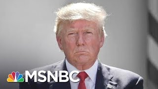Are Some Republicans Turning On Donald Trump After Charlottesville? | The 11th Hour | MSNBC