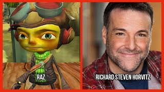 Characters and Voice Actors - Psychonauts