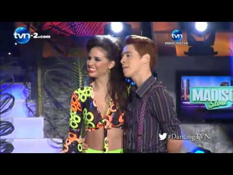 8vo Show - Sheldry y Javier bailan