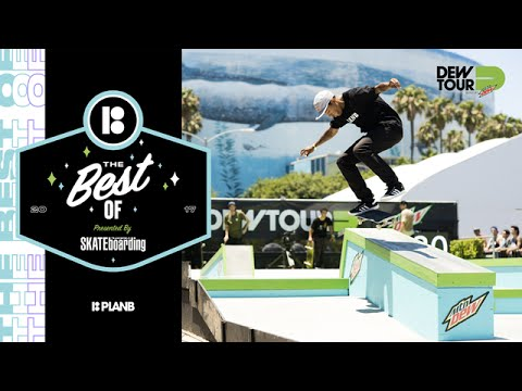 Best of Plan B TransWorld SKATEboarding Team Challenge Dew Tour Long Beach 2017