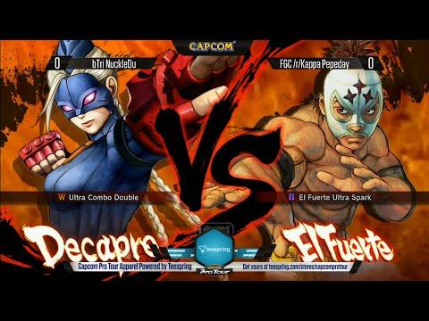 USFIV: Pepeday vs NuckleDu - TFC 2014 - Capcom Pro Tour Top 16