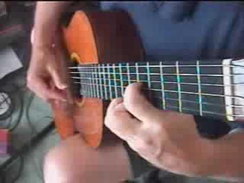 Хулио Сальвадор Сагрегас - Op.20-Miniatura (Vals)