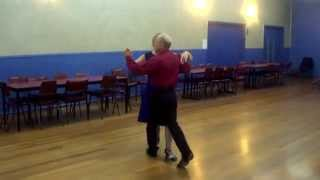 Waltz Babette Sequence Dance