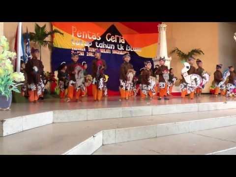 Lagu Dan Tari jaranan Oleh Anak Tk Tunas Melati Yogyakarta video