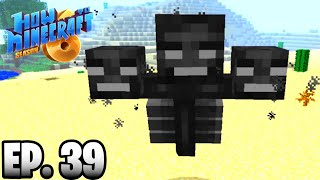 THE ULTIMATE WITHER BATTLE!!! |H6M| Ep.39 How To Minecraft Season 6 (SMP)