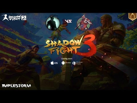 SHADOW FIGHT 3??? (AND BEATING FUNGUS WITH LAG)