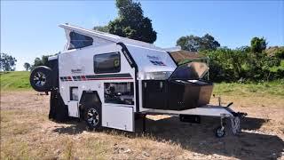 Rhinomax Scorpion 10ft Micro Luxury Hybrid Camper | Showcase