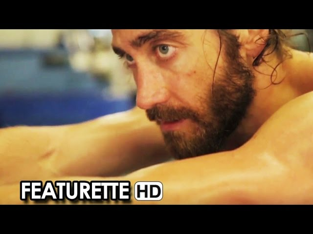 SOUTHPAW Featurette 'Training with Jake Gyllenhaal' (2015) HD