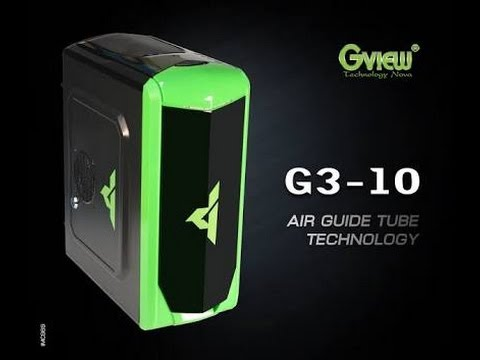 Review Case Computer   รีวิว Gview G3-10