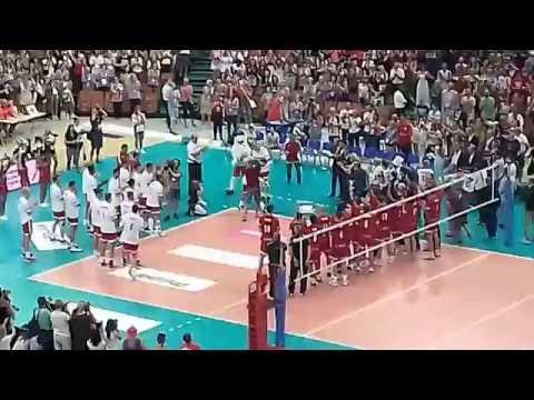 Siatkówka Polska - Reszta Świata 11.09.16