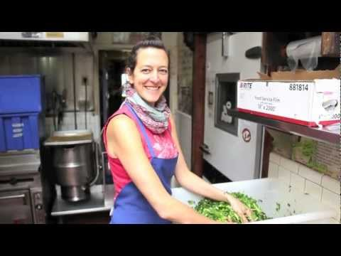 This film was made during the Spring of 2012 in the Esalen Institute kitchen ...