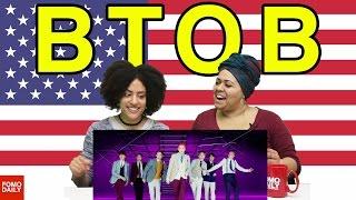 BTOB Movie Fomo Daily Reacts