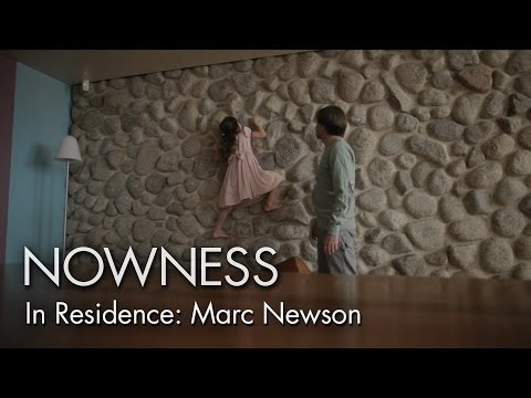 NOWNESS.com presents:  In Residence – Marc Newson