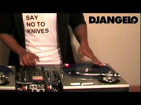 My Weapon of Choice...The Turntables (supporting MTV's anti-knife crime campaign) by DJ Angelo