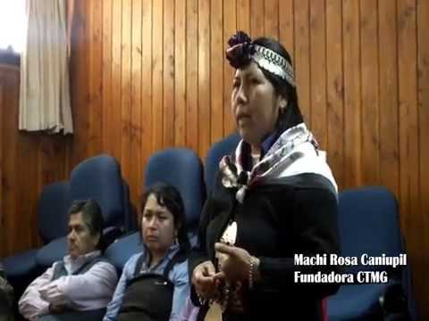 Consejo Territorial Mapuche de Galvarino - Diplomado, rescate lingüístico.