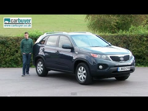 Kia Sorento SUV review - CarBuyer