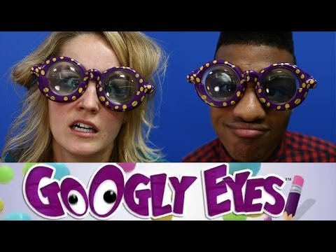 Googly Eyes! on SourceFed Plays