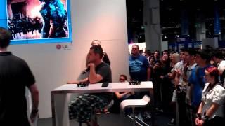 GameOne Nerdquiz - GamesCom 2012