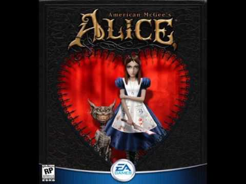 American McGee's Alice music Tweedle Dee and Tweedle Dum Video