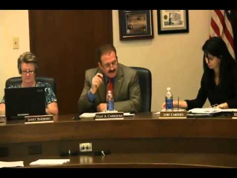 3/12/13 Board of Trustees Meeting