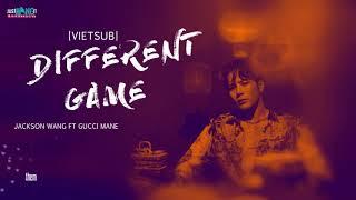 [VIETSUB] Different Game - Jackson Wang ft. Gucci Mane