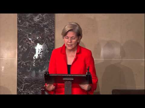 Sen. Warren Renews Call for Delay of Flood Maps