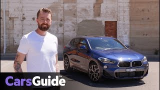 BMW X2 2018 review